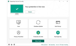Kaspersky Internet Security 2020 1-device 1-year (BE)