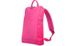 "Tucano Flat Backpack 13"" Fuchsia"