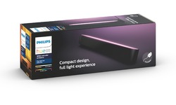 Philips Hue White & Color Ambiance Play Lightbar Black