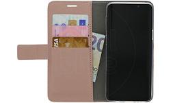 Azuri Wallet Magnet Samsung Galaxy S9 Book Case Pink
