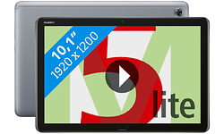 Huawei MediaPad M5 Lite 10'' 64GB Grey