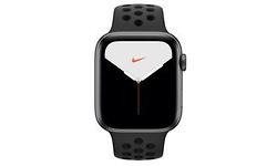 Apple Watch Nike Series 5 44mm Space Grey Sport Band Space Grey