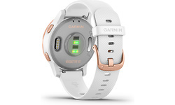 Garmin Vivoactive 4S White/Rose Gold