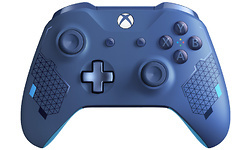 Microsoft Xbox One Sports Blue Controller Special Edition