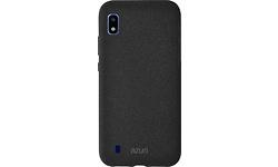 Azuri Flexible Sand Samsung Galaxy A10 Back Cover Black