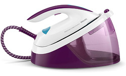 Philips PerfectCare Compact Essential GC6833 White/Purple
