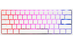 Ducky One 2 Mini RGB Pure White MX-Brown (US)