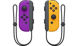 Nintendo Switch Joy-Con set Neon Purple/Neon Orange