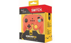 Steelplay Neo Retro Pad Wired Controller Red