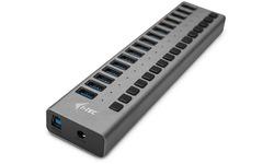 i-Tec USB 3.0 Charging Hub 16-port 90W