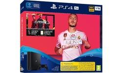 Sony PlayStation 4 Pro 1TB Black + Fifa 20