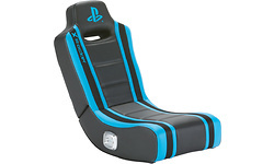 X Rocker Geist Floor Rocker 2.0 Black/Blue