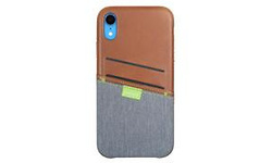 Gecko Limited Backcover iPhone Xr Cover Brown