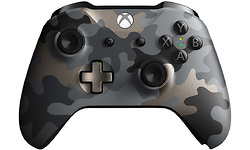 Microsoft Night Ops Camo Special Edition Controller Xbox One