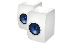 Kef LS50 High Gloss White
