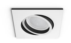 Philips Hue Centura Recessed Spot White & Colour Square White