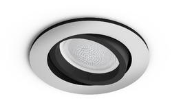 Philips Hue Centura Recessed Spot White & Colour Round aluminium
