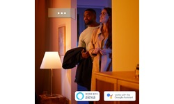 Philips Hue Argenta 3-Spot White & Colour Aluminium
