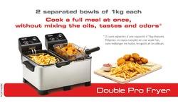 Tefal FR3610 Double Pro