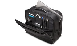 """Kensington Contour 2.0 Business Laptop Roller 17"""" Black"""