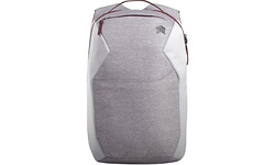 STM Myth Backpack Featuring Luggage 18L White/Red