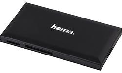 Hama Multi Cardreader Slim USB3.0 Black