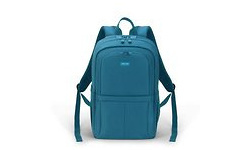 "Dicota Eco Backpack Scale 15.6"" Blue"