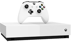 Microsoft Xbox One S Console 1TB White + Fortnite + Sea of Thieves + Minecraft
