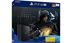Sony PlayStation 4 Pro 1TB + Death Stranding
