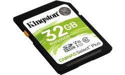 Kingston Canvas Select Plus SDHC UHS-I 32GB