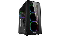 Sharkoon TG6 RGB Window Black