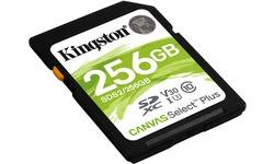 Kingston Canvas Select Plus SDXC UHS-I 256GB