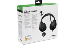 Kingston HyperX CloudX Stinger Black/Green