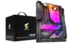 Gigabyte X299X Aorus Xtreme WaterForce