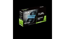 Asus GeForce GTX 1660 Super Advanced Edition Duo Evo 6GB