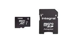 Integral Ultima Pro MicroSDXC UHS-I 128GB + Adapter