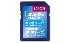 Integral UltimaPro X2 SDXC UHS-II U3 V90 128GB
