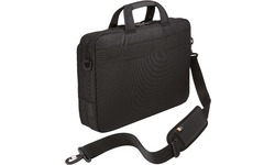 "Case Logic Notion Slim Briefcase 14"" Black"