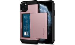 Spigen Slim Armor Card Slot Apple iPhone 11 Pro Max Pink Gold