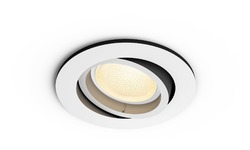 Philips Hue Centura Recessed Spot White & Colour Round White