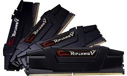 G.Skill Ripjaws V Black 64GB DDR4-3600 CL18 quad kit