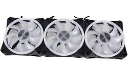 Corsair iCUE QL120 RGB 120mm PWM 3-pack