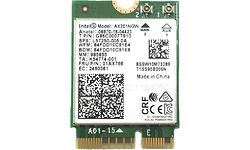 Intel WLA/Wi-Fi 6 AX201 2230 2x2 AX+BT