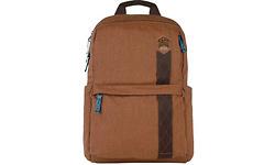 """STM Banks Backpack 15"""" Brown"""