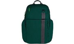 """STM Kings Backpack 15"""" Green"""