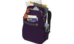 """STM Saga Backpack 15"""" Purple"""