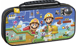BigBen Deluxe Travel Case Super Mario Maker 2