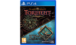 Planescape: Torment/Icewind Dale: Enhanced Edition (PlayStation 4)