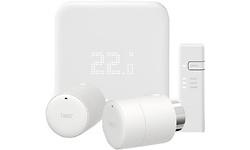 Tado Smart Thermostat Starterkit V3+ & SRT 2-pack
