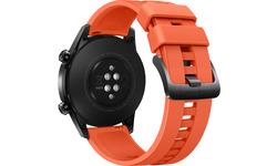 Huawei Watch GT 2 46mm Black/Orange